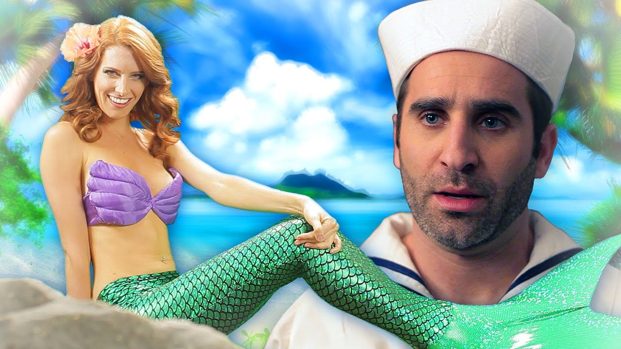 Mermaid Love - Girl Games
