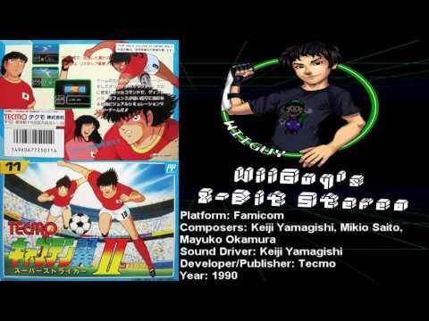 Captain Tsubasa Vol. 2: Super Strikers (FC) Soundtrack - 8BitStereo