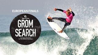 2016 Rip Curl #GromSearch European Finals