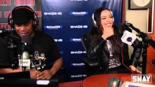 Tinashe Freestyles over the 5 Fingers of Death + Talks Touring with Nicki Minaj & Katy Perry