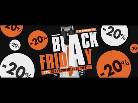 equipement moto black friday