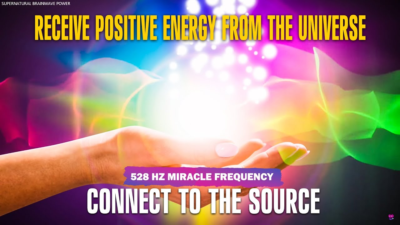 Receive A Good News From The Universe !!! Miracle Happens When You Connect To The Source Music