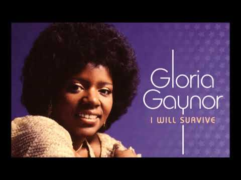 Gloria Gaynor - I Will Survive in major key