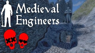 The Thieves Guild | Building Vader Hall Part 14 | Medieval Engineers
