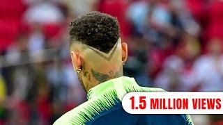 Neymar 2018 haircut - Munna & Guys