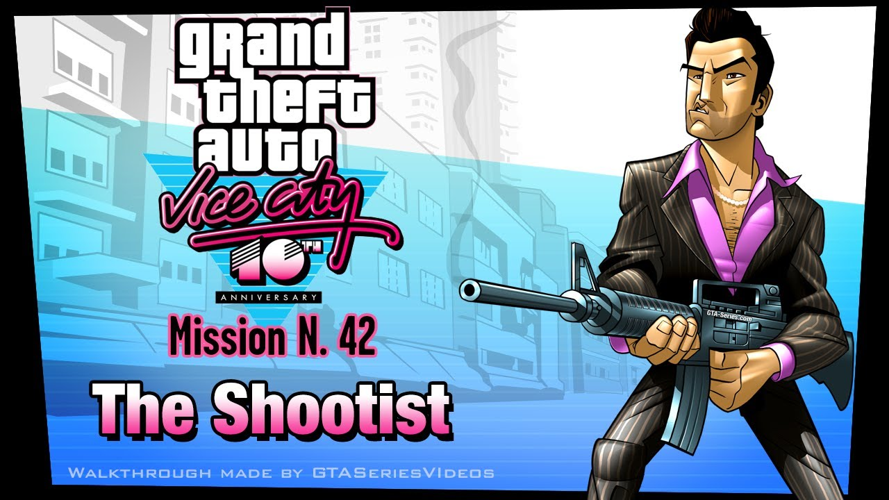GTA VICE CITY MISSION 42 THE DOWNLOAD DRIVERS
