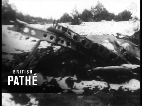 Mike Todd Is Killed In Air Crash (1958) - YouTube
