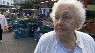 Alt und arm: 350 Euro zum Leben