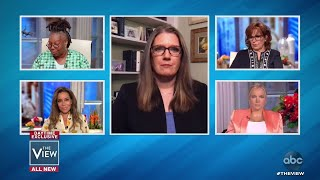 """Mary Trump Addresses Motive Behind Tell-All Book """"Too Much and Never Enough"""" 