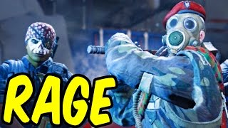 The Great Rage of 2016 - Rainbow Six Siege Funny Moments & Epic Stuff