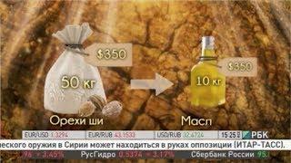 Раскрываем секрет доступных цен косметики Planeta Organica: Масло Ши