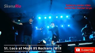 St Loco live at Mods Vs Rockers 2018