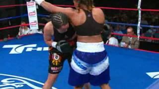 wbo world champion ana julaton vs angel gladney pt 1 avi