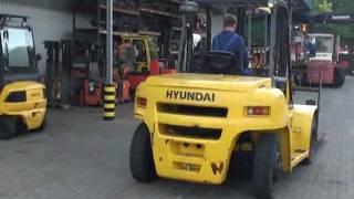 Hyundai 7 to forklift truck