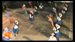 Carnaval de San Francisco de Sangayaico - Huancavelica A.C.A.T Cesar Valllejo