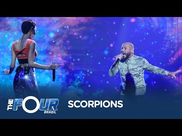 Ivan Lima canta Still Loving You, do Scorpions, e é aplaudido de pé