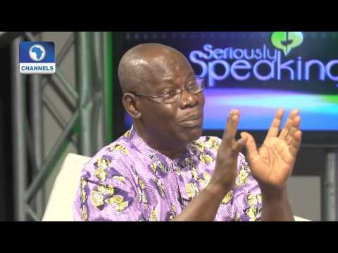 Seriously Speaking On Niger Delta Agitation Pt. 2