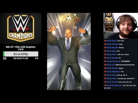 *EVOLVING UNDERTAKER AND TRIPLE H TO 3 STAR!!!* WWE Champions - Part 67 | Mike at Midnight LIVE