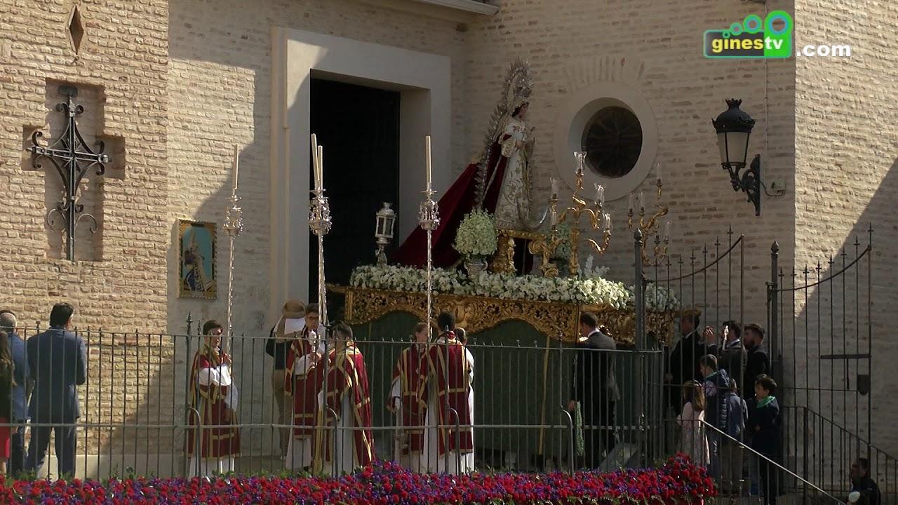 La lluvia obligó a suspender la procesión del Viernes Santo en la localidad