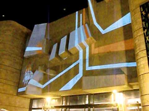 20101104 16:06 Jerusalem.  J' Theater