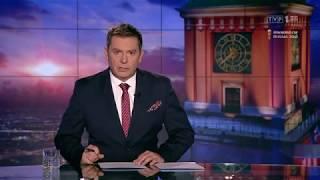 Wiadomości TVP1 11-07-208 (19:30)