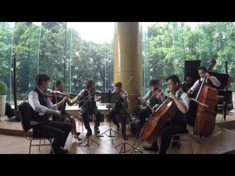 The Manila String Machine Cover of Runaway by the Corrs