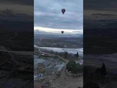 Pamukkale Balon / Pamukkale Balloons