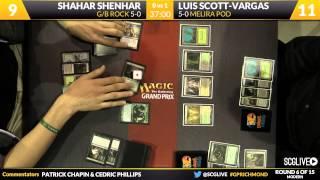 GPRichmond - Round 6 - Shahar Shenhar vs Luis Scott-Vargas