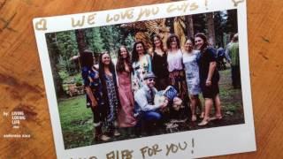 Sara + Arte livinglovinglife polaroid wedding 2017