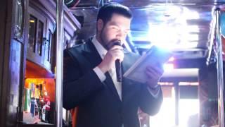 Владимир Натс - ведущий свадьбы на Bar Bus