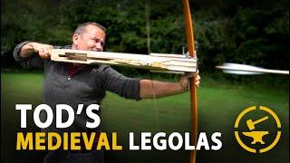 Tod's 120lb Medieval Legolas  TESTED