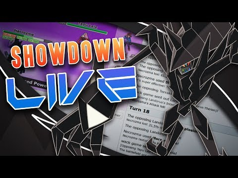 [Sun/Moon OU] Time To Pa-nec Croz Ma Stored Power's On The Loose (PS Live #55)