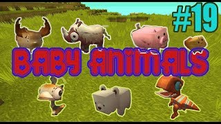 Mini World: Block Art Surivival - How To Breeding Baby Animals |Attract Animals