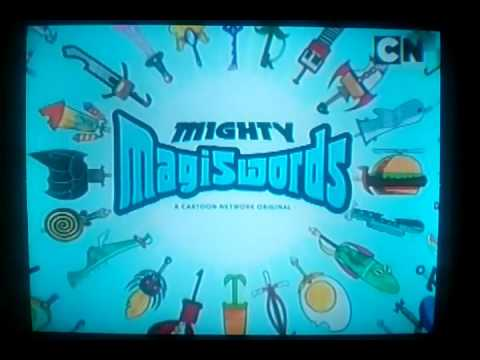 Ident | Mighty Magiswords | Cartoon Network Philippines [Footage]