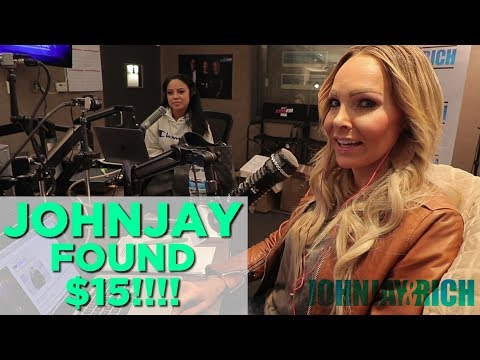 In-Studio Videos - Johnjay Found $15! What Should He do?