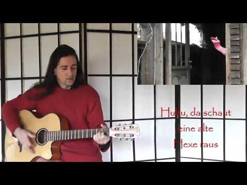 Hänsel und Gretel / Kinderlied / mit Text / with Lyrics / Gitarrenunterricht Oldenburg / Klassiker