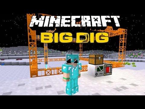 Minecraft: Big Dig #16 - AY