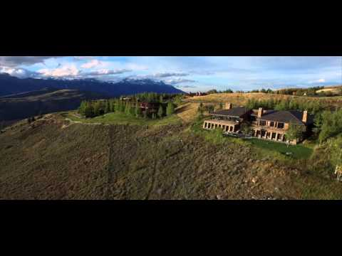 Petite Aman || Luxury Real Estate For Sale in Jackson Hole, Wyoming
