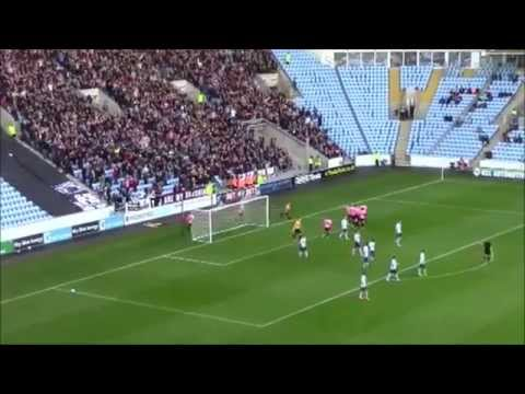 HIGHLIGHTS: Coventry City 1 Northampton Town 2, Emirates FA Cup 07/11/15
