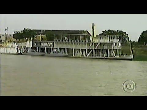 Globo Repórter - Rio São Francisco 07/12/2001 - YouTube