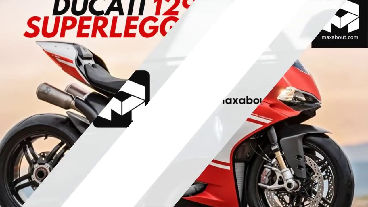 Ducati 1299 Superleggera Specs Price In India Youtube