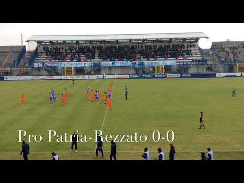 Pro Patria  Rezzato: 01 Highlights