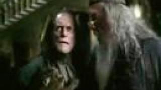 Альтернативный трейлер к фильму Гарри Поттер3