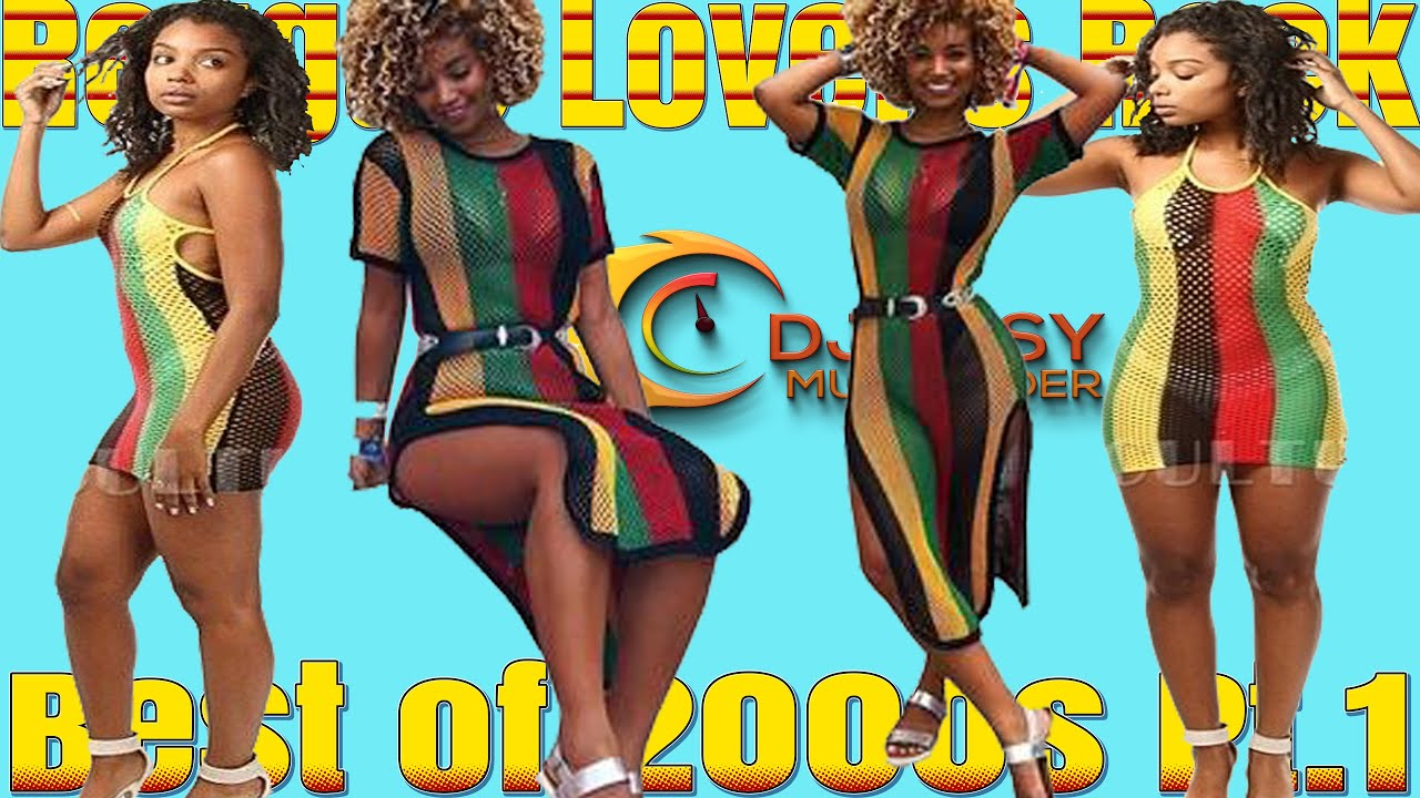 Reggae Lovers Rock Best Of 2000s Pt 1 Alaine Jah Cure
