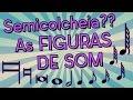 Teoria Musical - As Figuras de Som