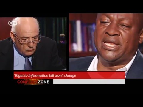 'Africa feels targeted