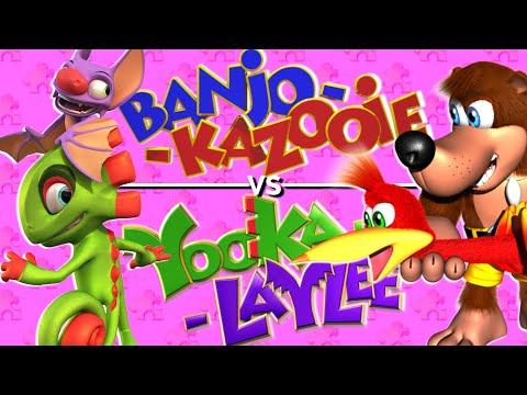 Does Yooka-Laylee's Music Stay Faithful to the Banjo-Kazooie Style?