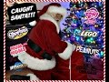 Christmas Morning 2015! Caught Santa! Shopkins,The Peanuts,The Good Dinosaur,MLP & more!