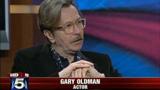 Gary Oldman And Tomas Alfredson - 'Tinker Tailor Soldier Spy' TV Interview