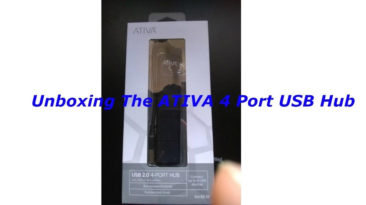 ATIVA USB 4 PORT HUB DRIVER FOR WINDOWS 8